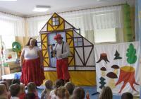 Divadlo pro děti: Zvířátka a loupežníci