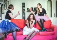 """Na Letnou míří """"růžová komedie"""" Girls"""