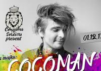 Cocoman aka Adam Lanči / Fextap + Support