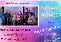 Adventní koncert - Kapela Proti proudu 30