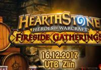 Vánoční Hearthstone Fireside Gatherings IV.