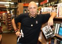 Daniel Landa - autorské čtení Všeníku začíná již tento týden