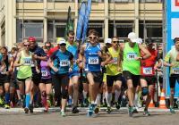 ŠkodaFIT půlmaraton 2017 - Plzeň