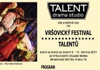 Vršovický festival talentů