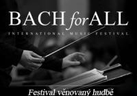 BACH for ALL festival uvádí: Philippe Bernold a Capella Istropolitana