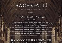 BACH for ALL festival uvádí: Barocco sempre giovane a Shalev Ad-El