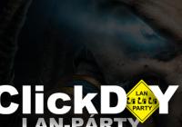 Herní akce ClickDay (Lan-party)