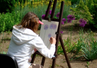 Malování s Lucií Crocro