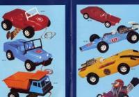 Muzeum hlavního města Prahy vystavuje socialistické hračky značky Směr