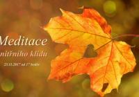 Meditace vnitřního klidu
