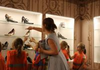 Retroden ve stylu 50. let v Nové budově Národního muzea