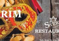 PURIM - oslava nejveselejšího židovského svátku