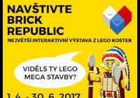 Brick Republic: LEGO země, kde je všechno možné