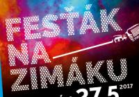 Fesťák na zimáku - hudební festival...