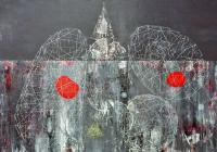 Museum Kampa zahájilo výstavu abstraktního malíře Jaroslava Paura