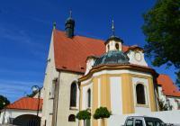 Kostel Nanebevzetí Panny Marie, Bechyně