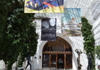 Alšova jihočeská galerie: Zámecká jízdárna, Hluboká nad Vltavou