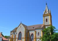Kostel sv. Jana Nepomuckého, Hluboká nad Vltavou