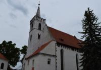 Kostel sv. Martina, Sedlčany