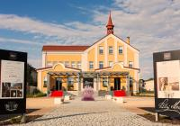 Sklárna a muzeum Moser