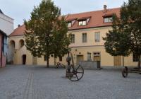 Příhrádek Zámku Pardubice, Pardubice