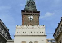 Zelená brána a věž, Pardubice