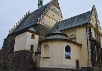 Kostel sv. Bartoloměje se zvonicí