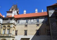 Zámek Brandýs nad Labem, Brandýs nad Labem