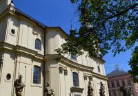 Kostel sv. Jana Křtitele, Lysá nad Labem