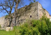 Zřícenina hradu Starý Stránov, Písková Lhota