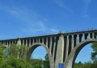 Stránovský viadukt, Krnsko