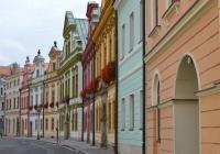 Kanovnické domy, Hradec Králové