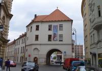 Měnínská brána, Brno