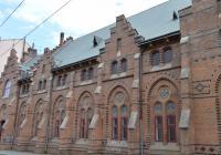 Tělocvična Pod Hradem, Brno