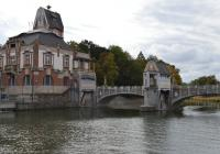 Malá vodní elektrárna Hučák