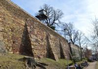 Novoměstské hradby, Praha 2