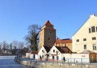 Železná panna, České Budějovice