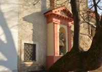 Kaplička sv. Jana Nepomuckého, České Budějovice