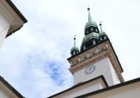 Nádvoří Staré radnice, Brno