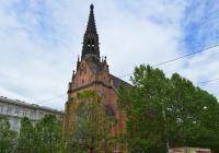 Kostel Jana Amose Komenského - Červený kostel, Brno