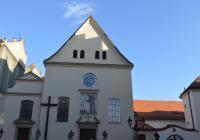 Kostel Nalezení svatého Kříže s hrobkou