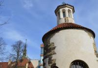 Rotunda sv. Longína, Praha 2