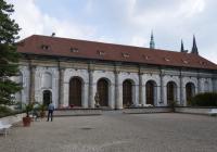 Míčovna (Pražský hrad), Praha 1