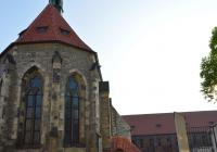 Kostel sv. Salvátora, Praha 1