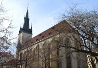 Kostel sv. Štěpána, Praha 2