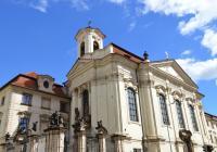 Pravoslavný chrám sv. Cyrila a Metoděje, Praha 2