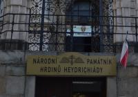 Národní památník hrdinů Heydrichiády, Praha 2