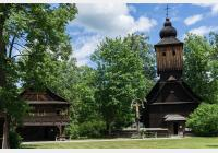 Do Rožnova pod Radhoštěm za lidovou architekturou i Dušanem Jurkovičem