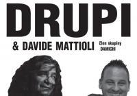 Drupi Davide Mattioli v Praze
