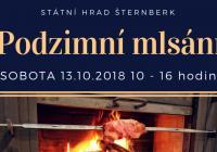 Podzimní mlsání na hradě Šternberk